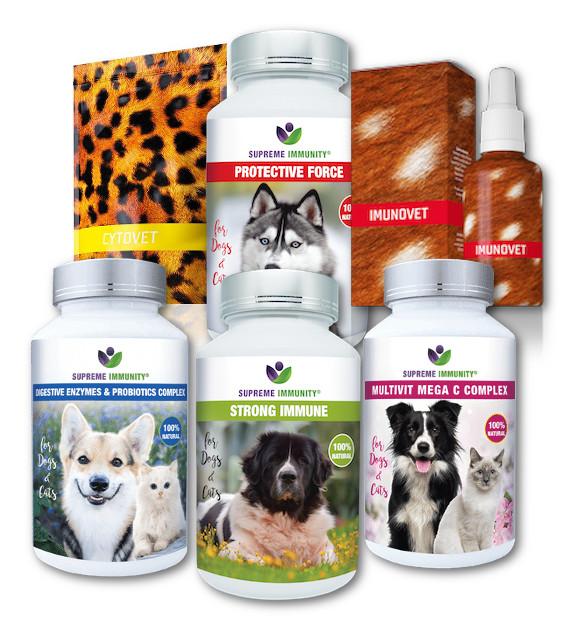 Ízületek - Állatgyógyászati gyógyhatású készítmények
